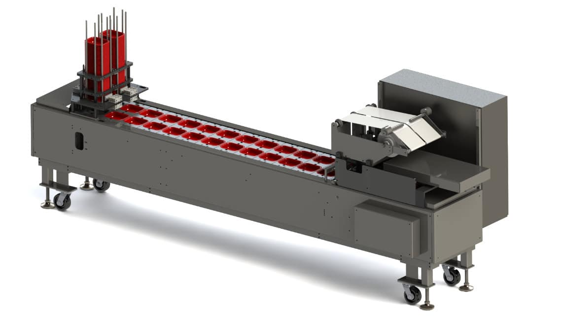 Tray Sealers – T12H